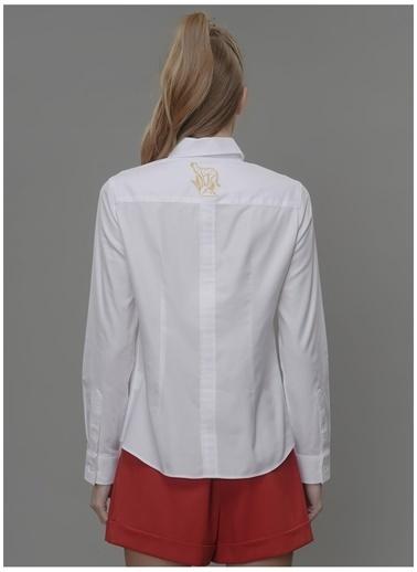 Faraway Gömlek Beyaz